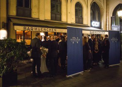 Great charity success at the 1st INVESTER Night in Munich