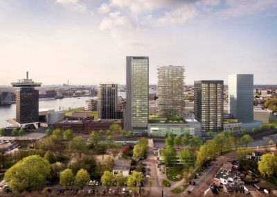 INVESTER accompanies sale of the Y Towers Amsterdam project