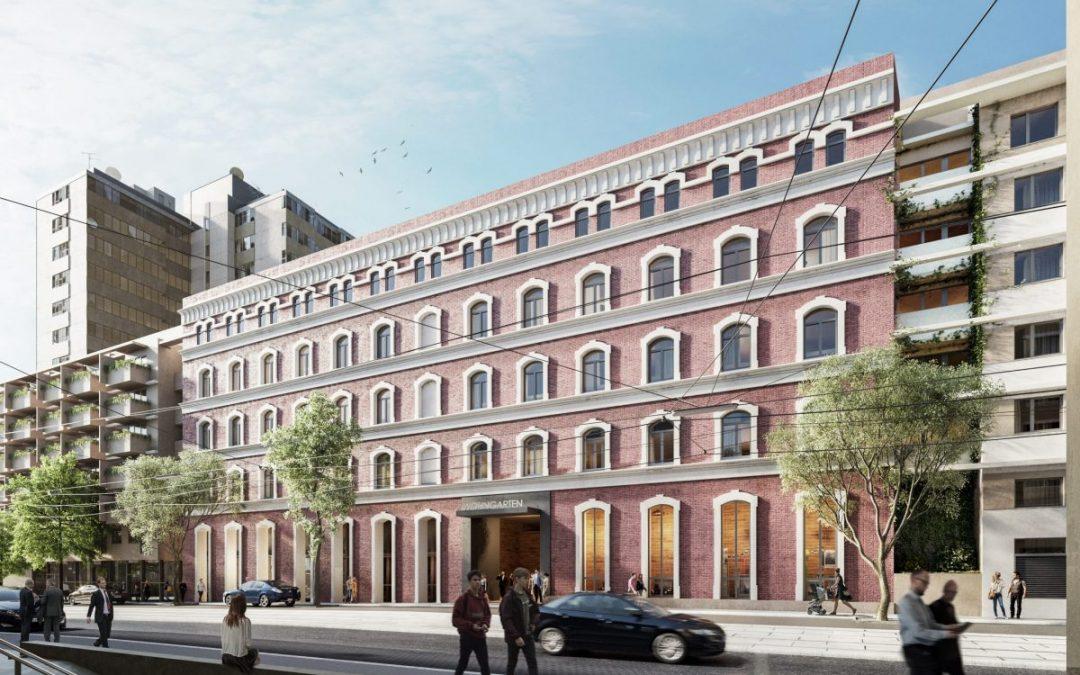 Wohngarten | Development