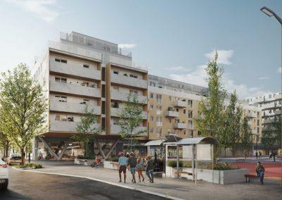 Lavater 2 | Development