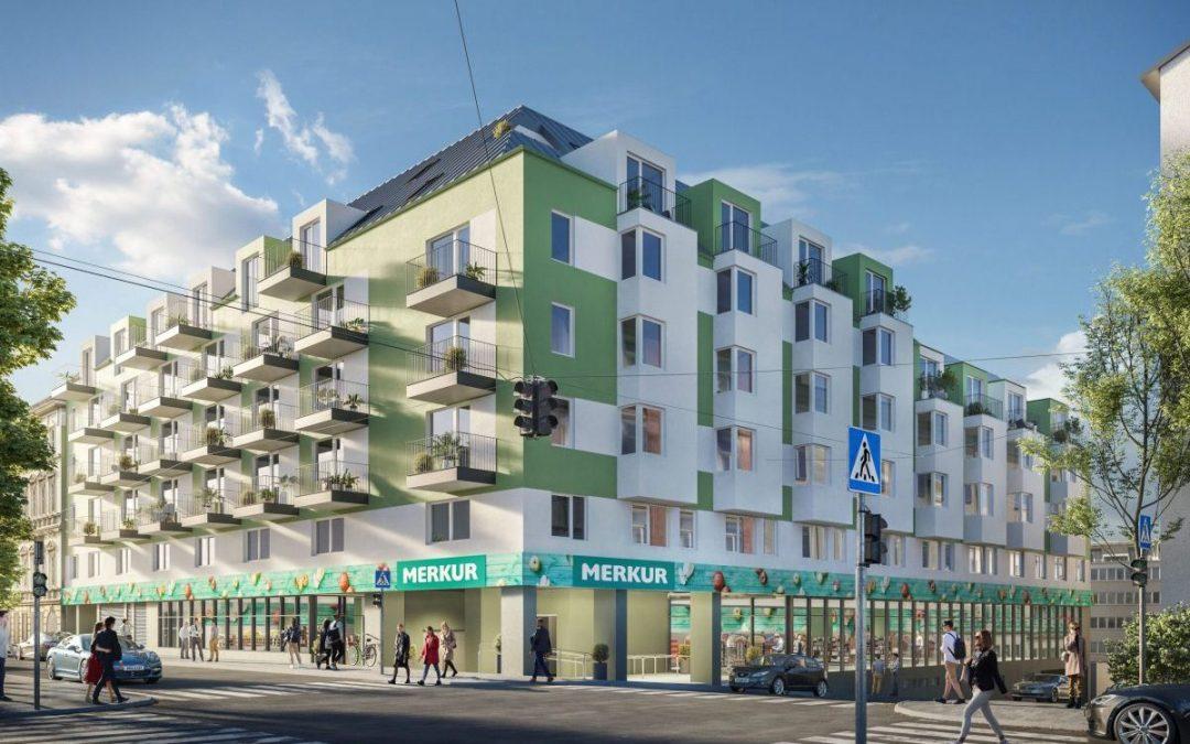 Pohlgasse 26 | Development