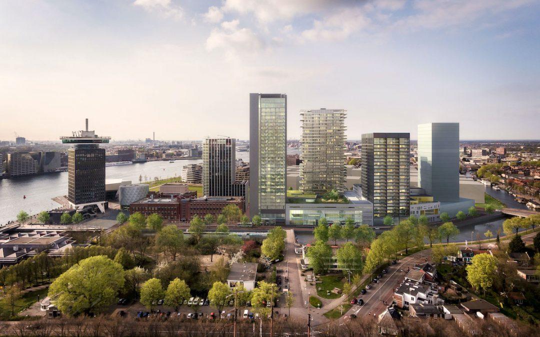 Y-Towers Amsterdam: EUR 180 million financing secured