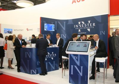 Successful Expo Real 2017 for INVESTER United Benefits