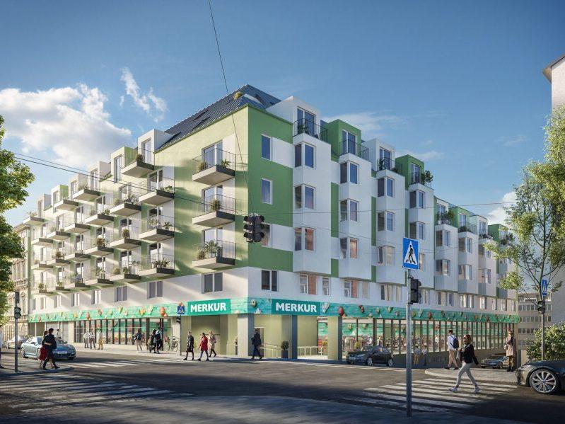 Entwicklungsprojekt 'Pohlgasse 26' an institutionellen Investor verkauft