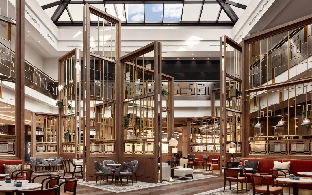 INVESTER übergibt Hilton Vienna Park nach erfolgreicher Fertigstellung.