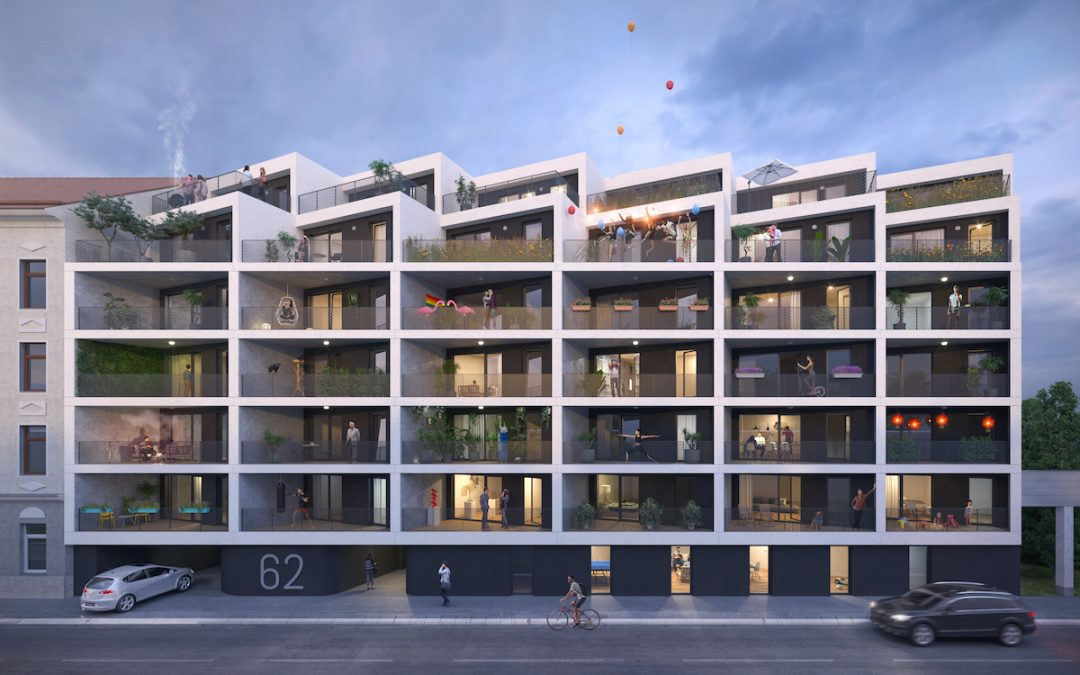 Leberstraße | Development