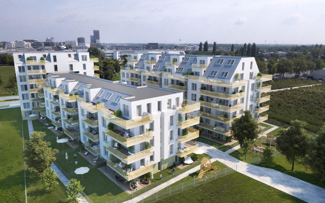 INVESTER entwickelt neues Wohnbauprojekt