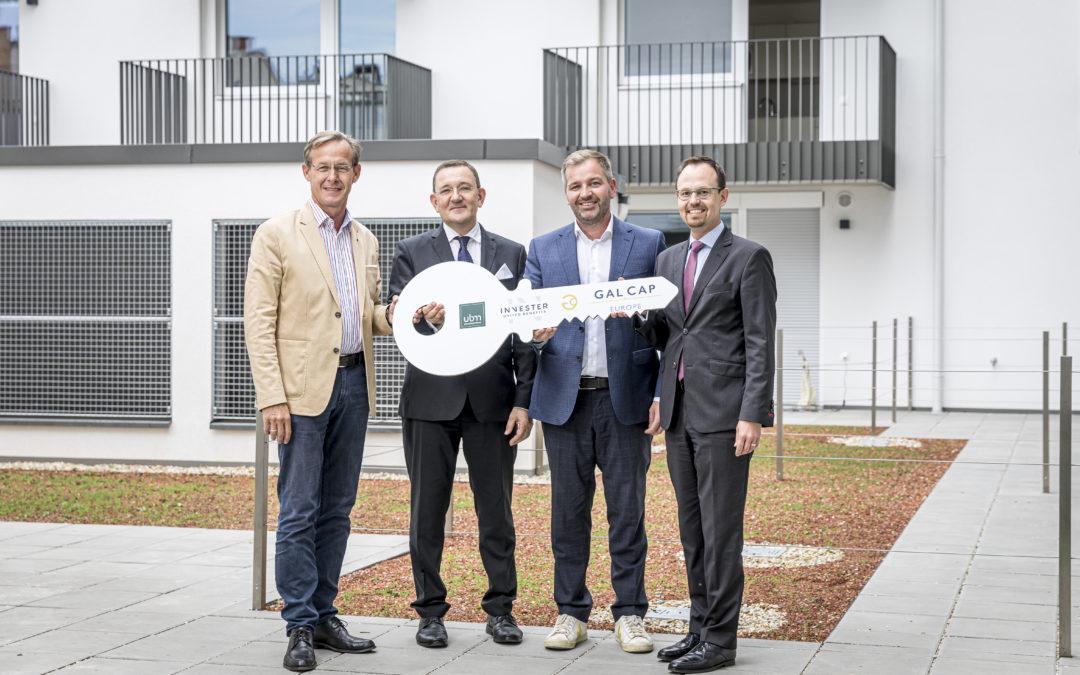 INVESTER und UBM übergeben 121 Wohnungen plus 1.950 m2 Handelsfläche