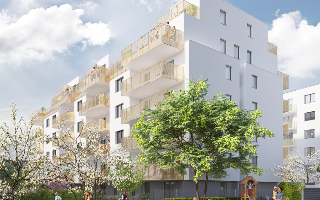"""INVESTER setzt """"grünen Meilenstein"""" mit nachhaltigem Wohnbauprojekt in Wien Donaustadt"""
